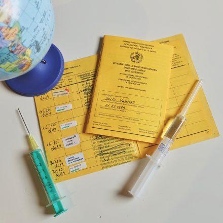 Welche Impfungen brauchst du für deine Reise?
