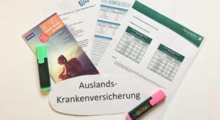 Auslandskrankenversicherung für deine Weltreise