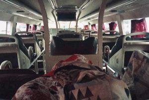 Vietnam Ausgaben Sleeper-Bus Fortbewegung