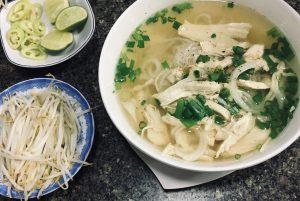 Vietnam Ausgaben Essen Pho