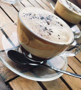 Vietnam Ausgaben Egg-Coffee