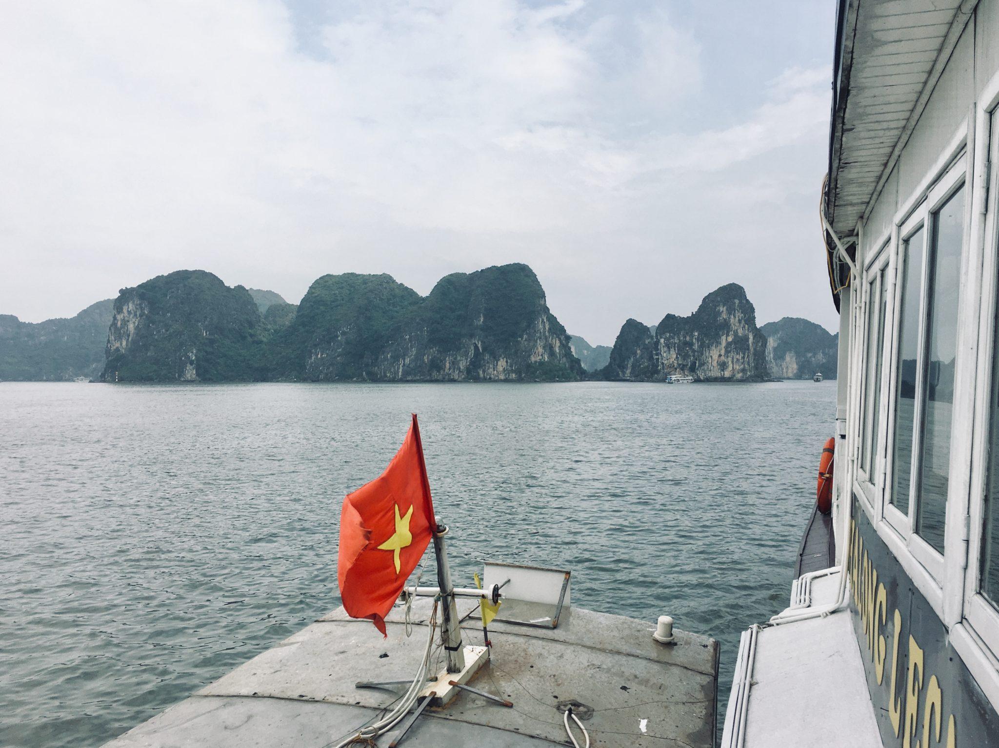 Halong Bay Legacy Legend Cruise