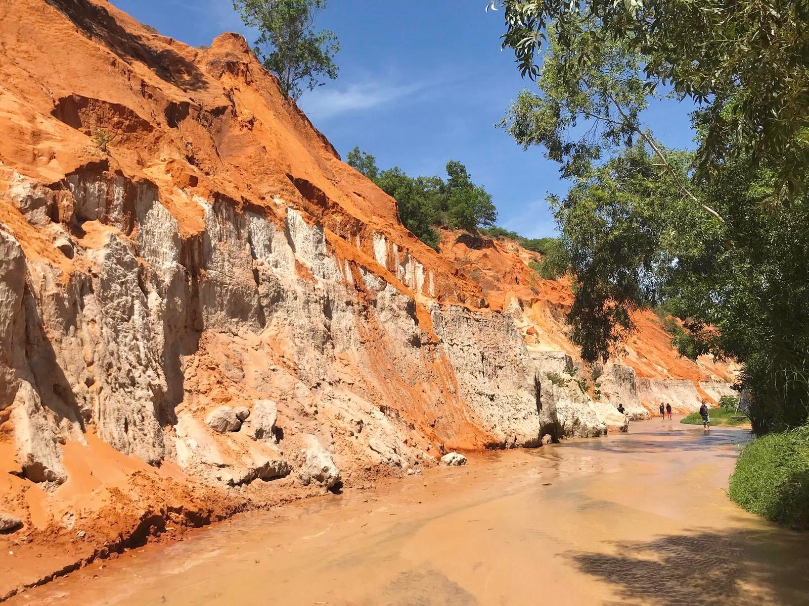 Route Vietnam Mui Ne