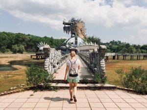 Weltreise Route Vietnam Hue Vietnam