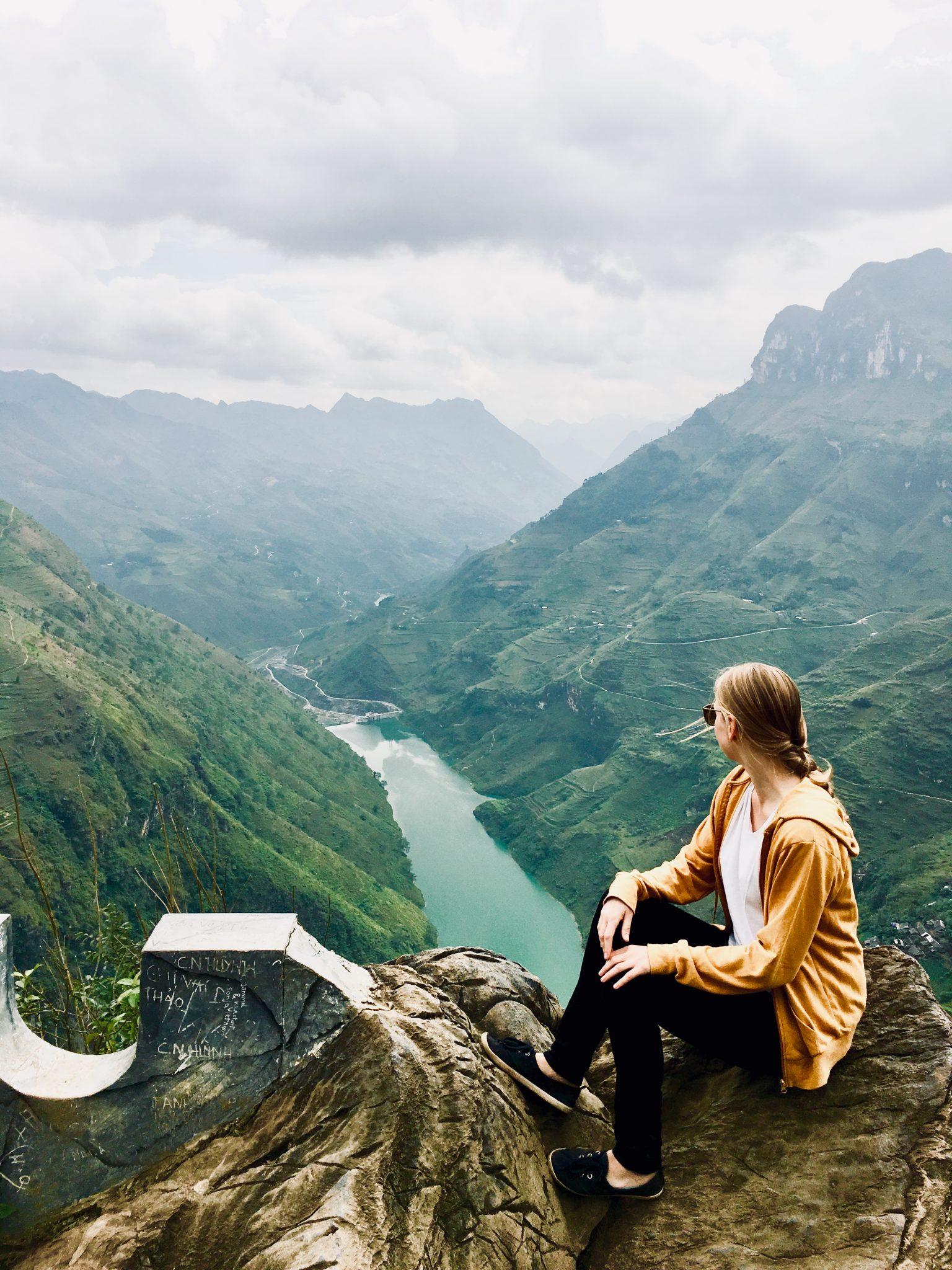 Weltreise Route Vietnam Ha Giang Loop