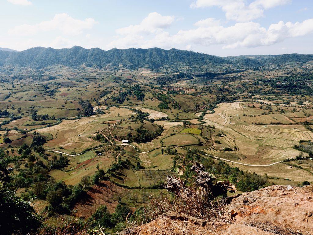 Route Myanmar Trekking Kalaw Inle
