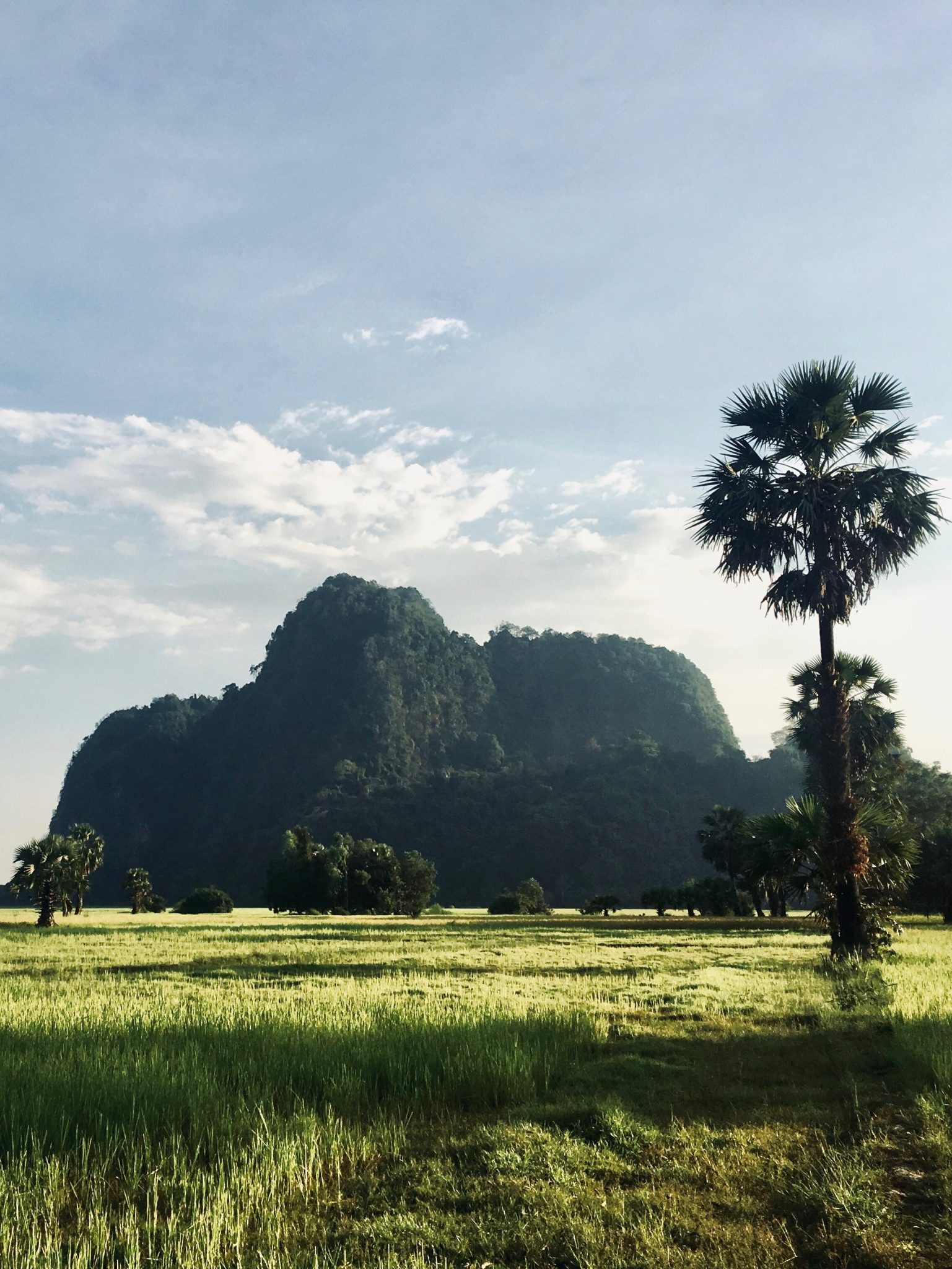 Route Myanmar Backpacking Hpa-an