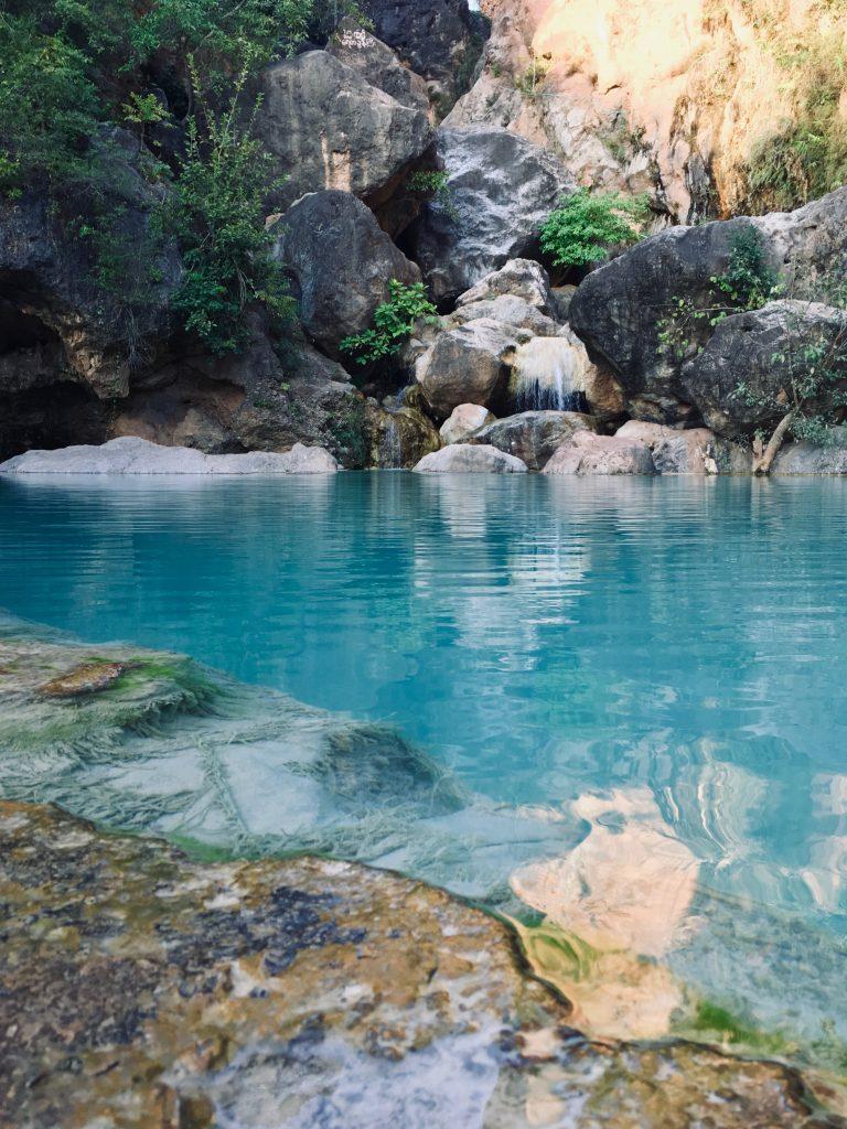 Mandalay Dee Doke Wasserfall