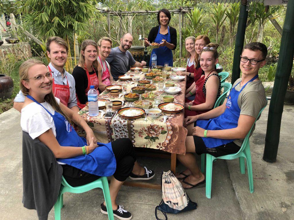 Route Myanmar Myo Myo Cooking Class
