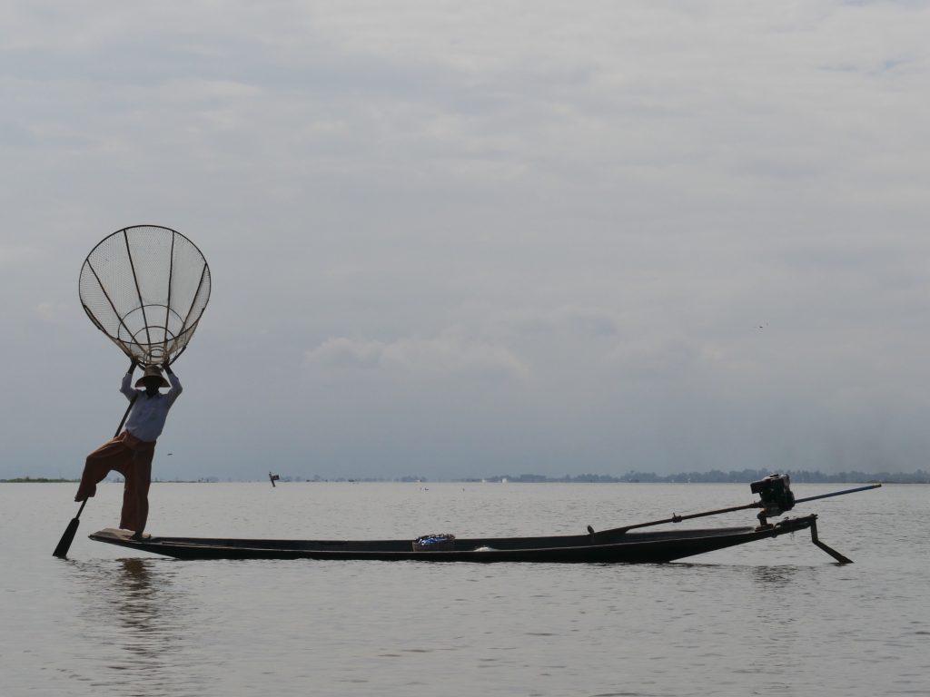 Route Myanmar Inle Lake