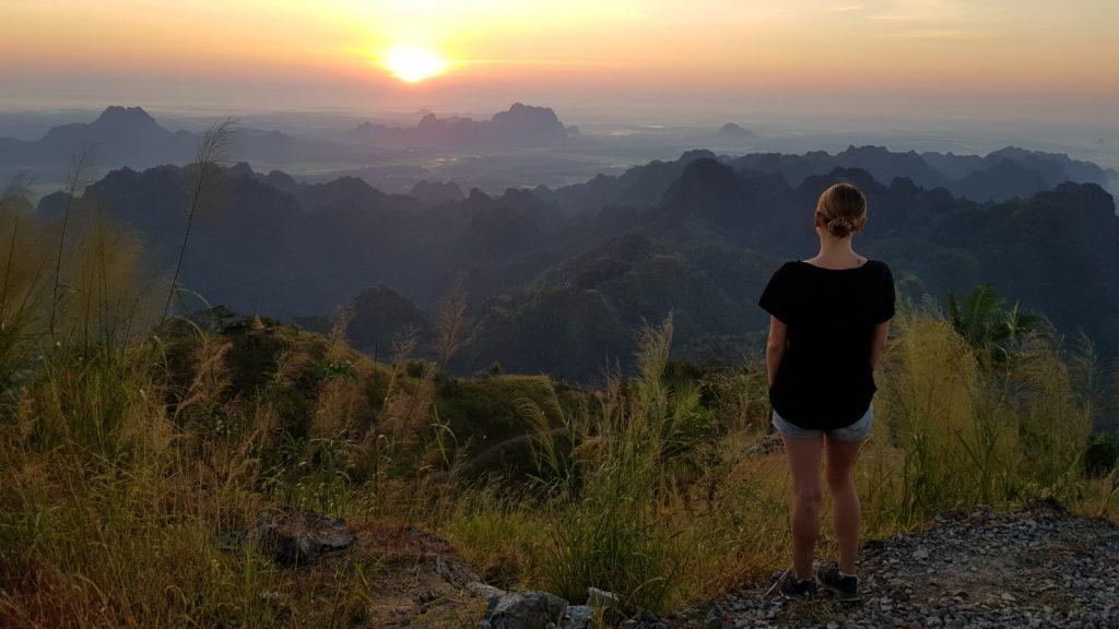 Mount Zwekabin Hpa-an