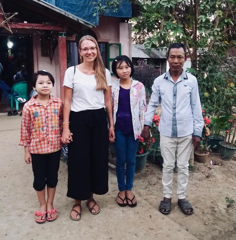 Gastfreundschaft in Myanmar