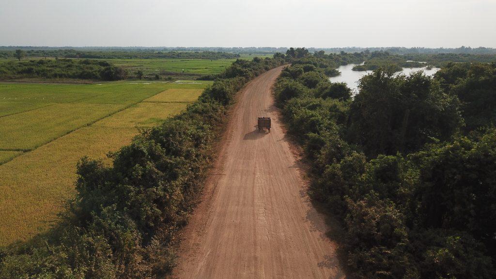 Kratie Kambodscha