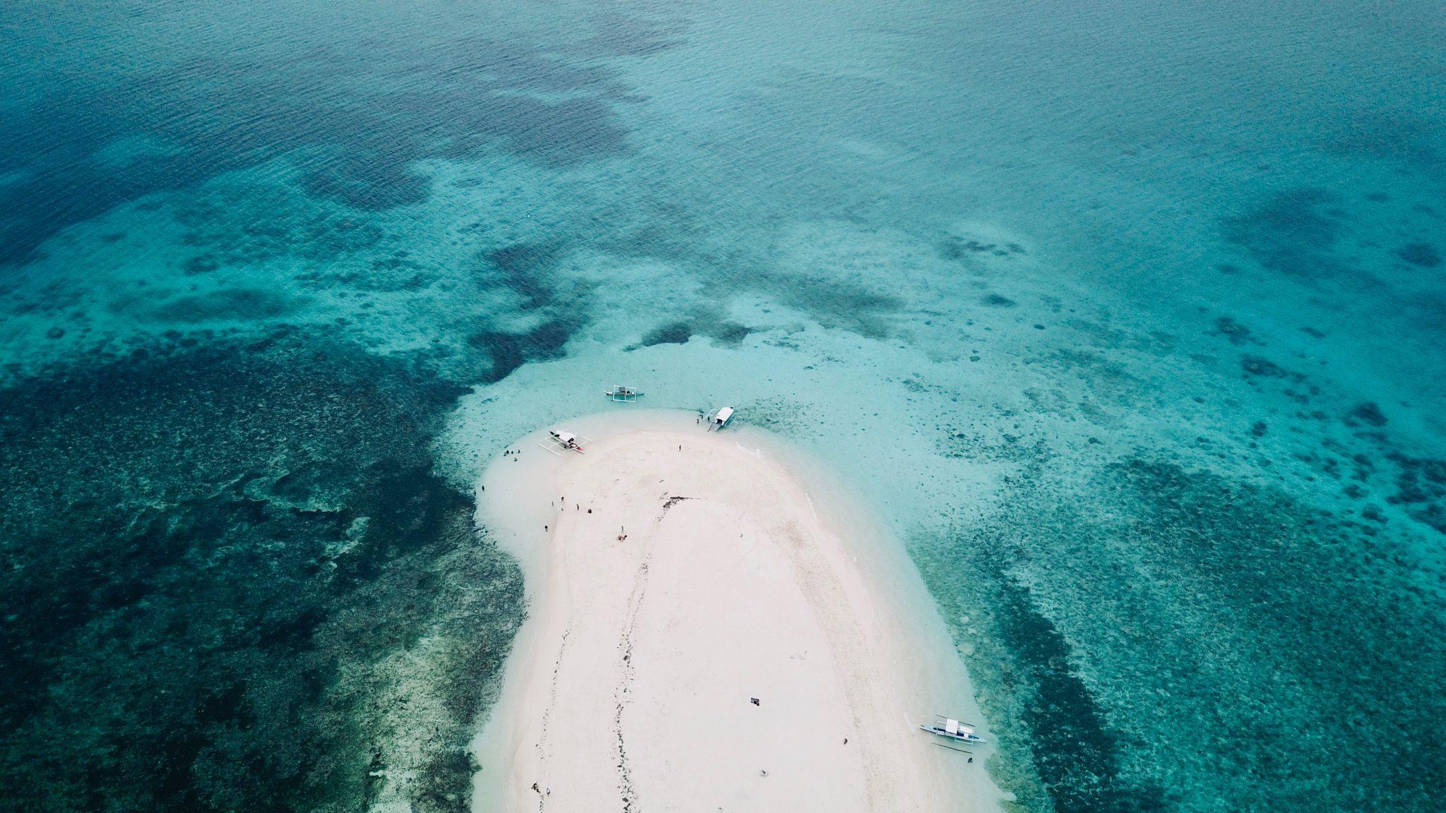 Siargao Highlights Naked Island