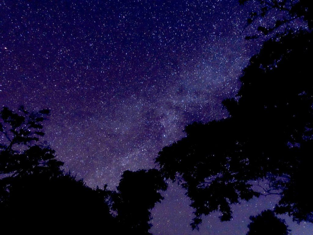 Trekking Kalaw Inle Sternenhimmel