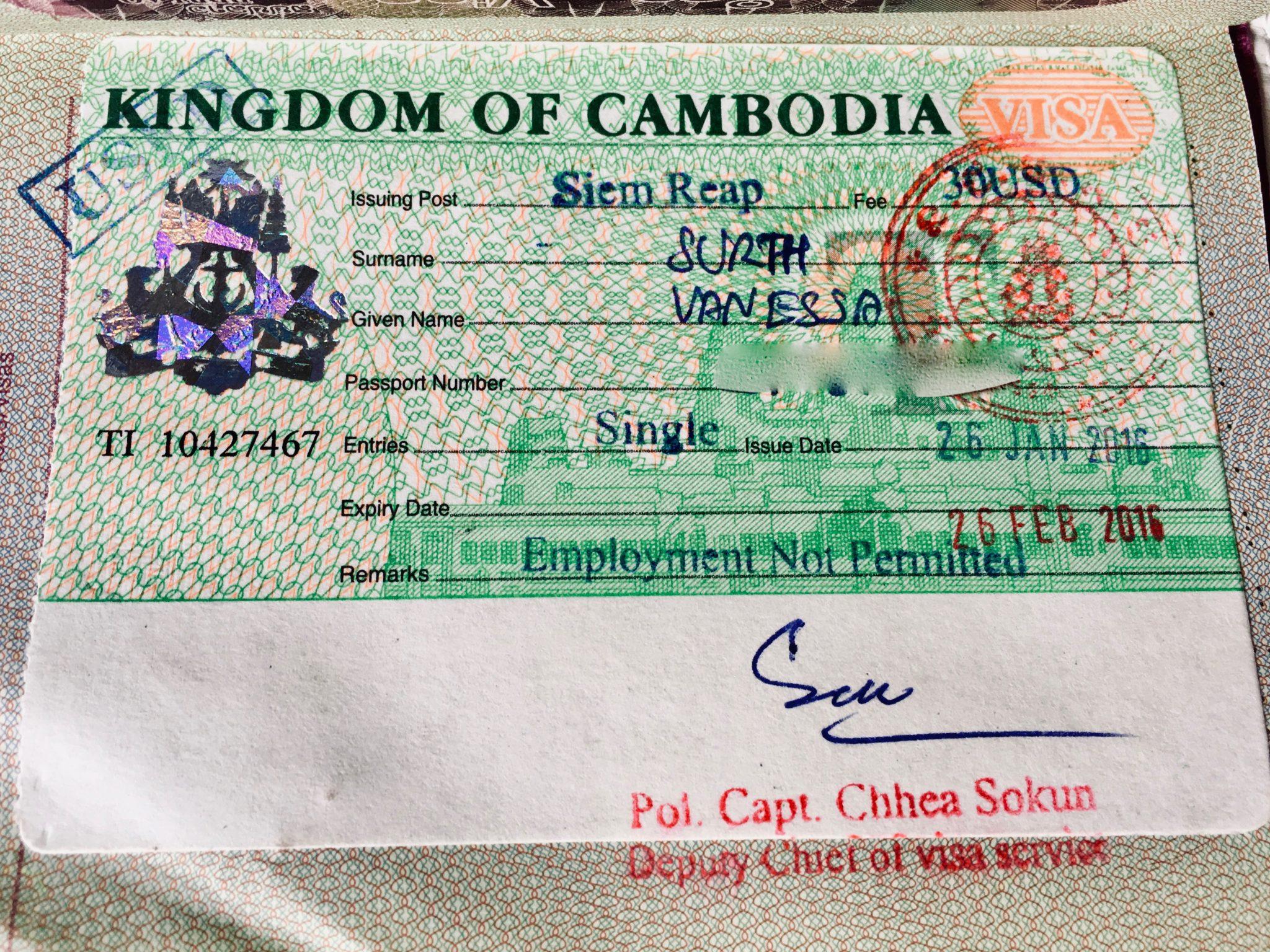 Koh Chang nach Kambodscha