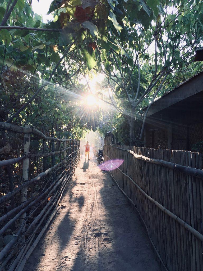 Philippinen Route Malapascua