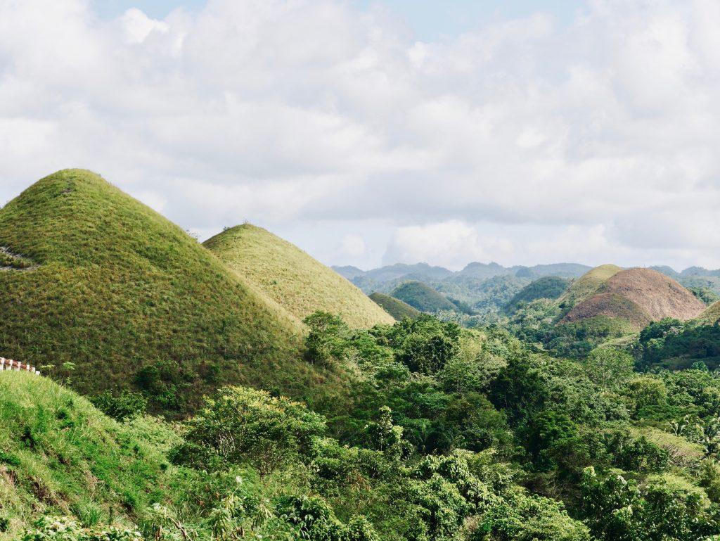 Philippinen Route