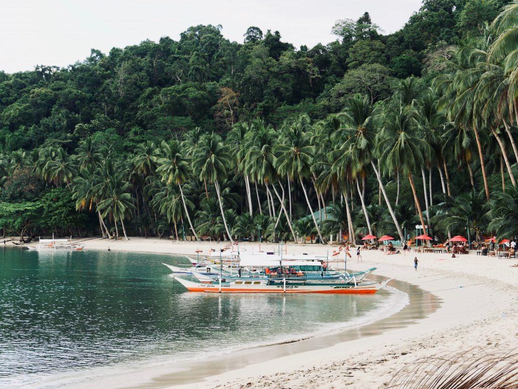Philippinen Route Port Barton
