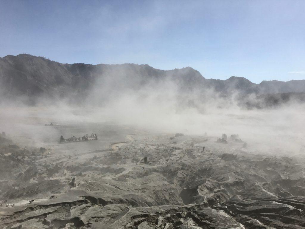 Mount Bromo ohne Tour