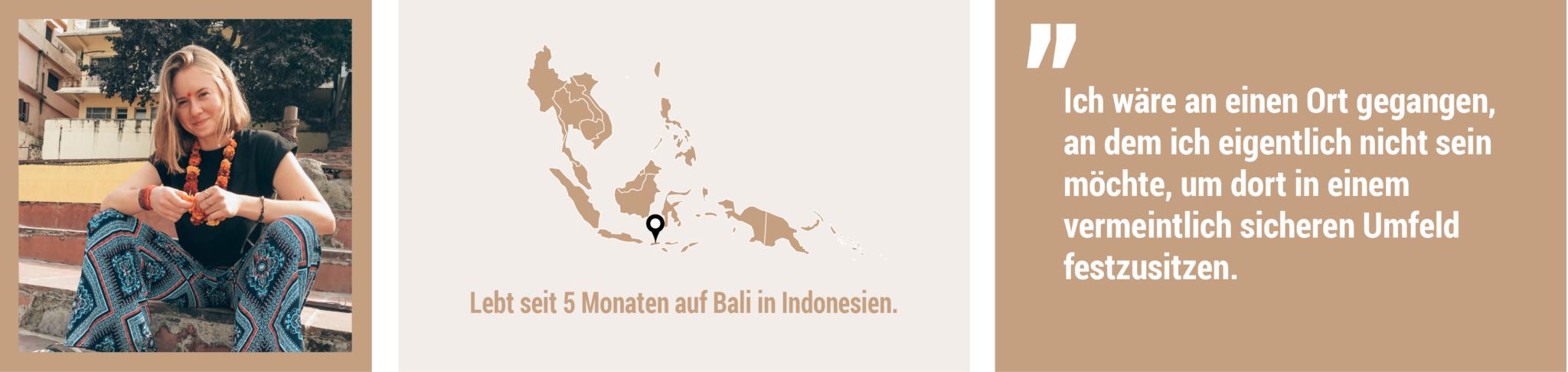 Coronavirus Reisen Bali