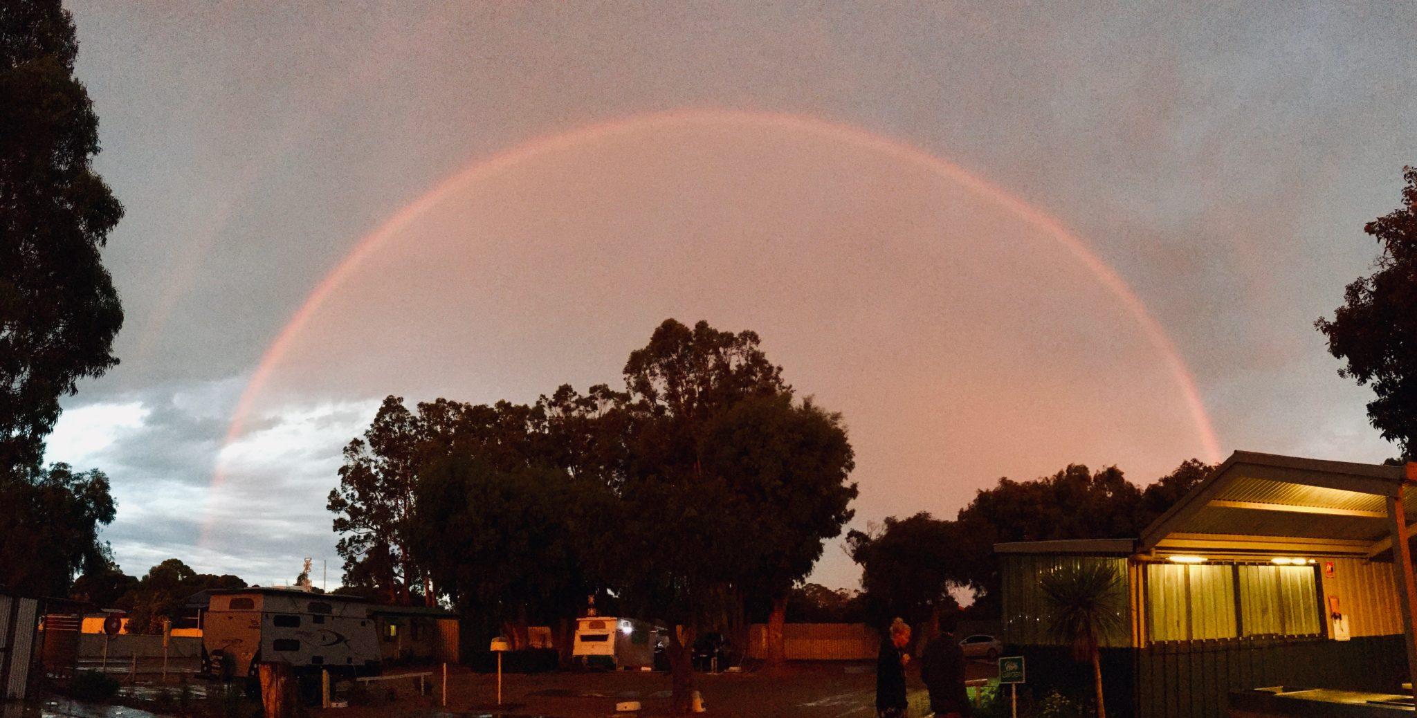 Regenbogen Australien
